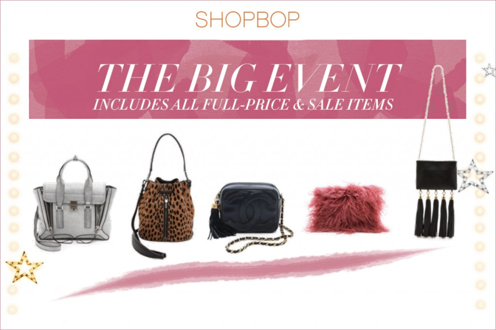 Shopbop Sale – #TheBigEvent
