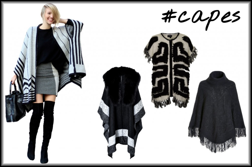 Shopping Inspiration: #capes