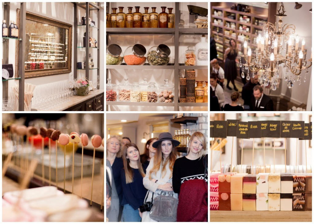 Sabon Store Opening in Cologne
