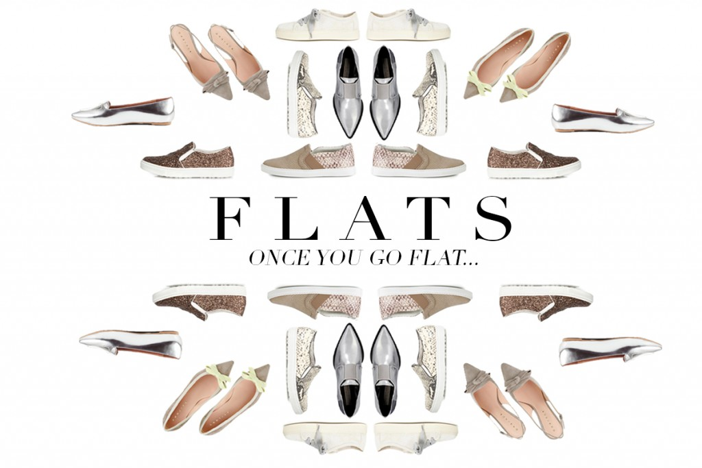 Once you go flat…