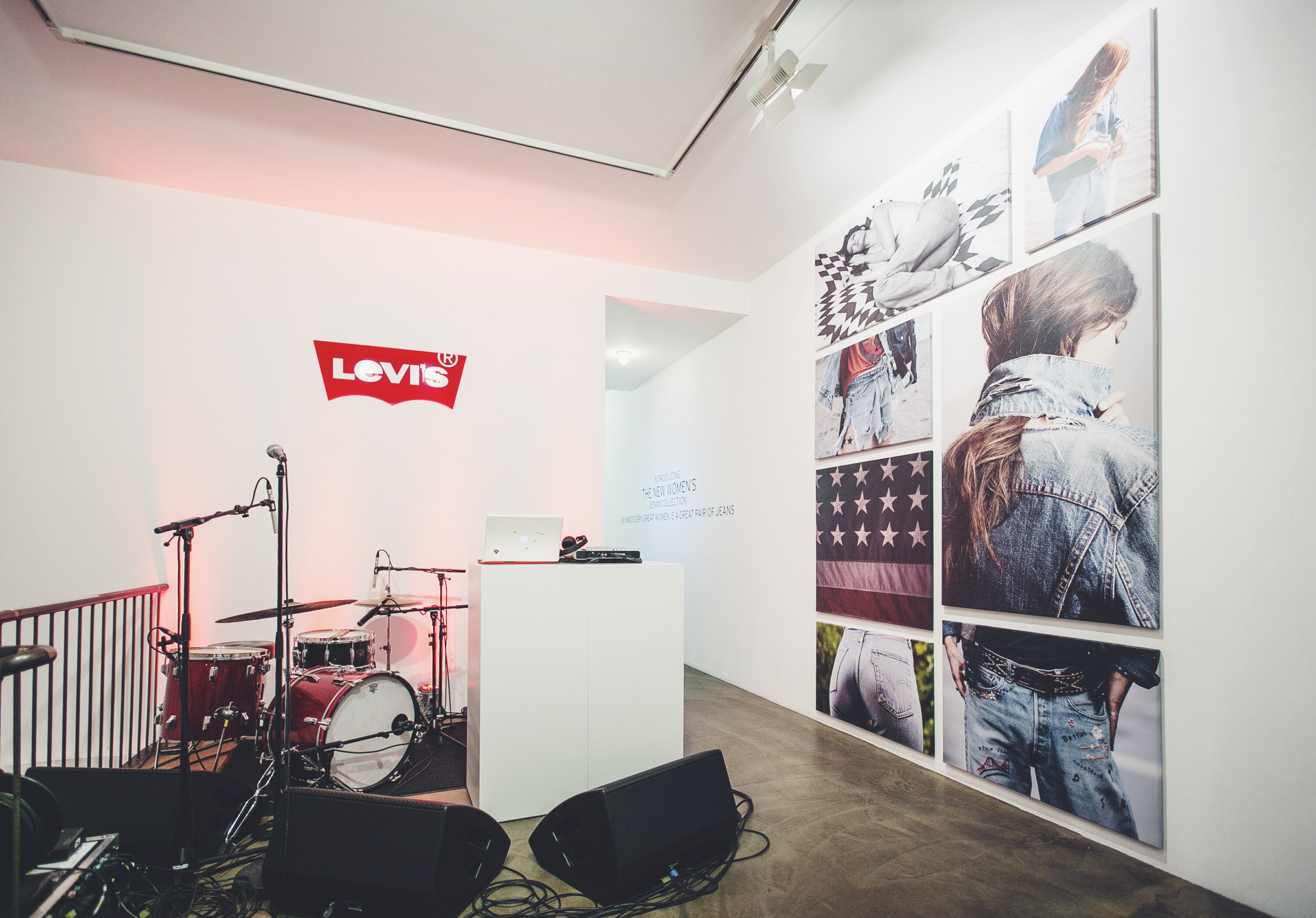 Levi's Lot 700 Gallery | Berlin