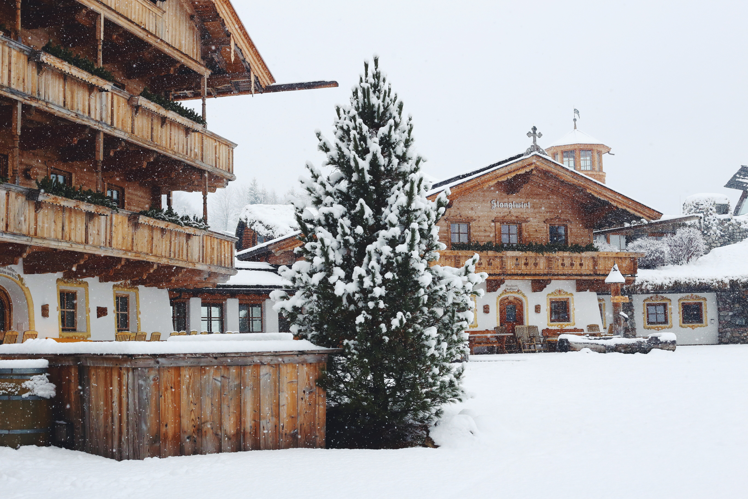 Hotel Review: Stanglwirt   Tirol