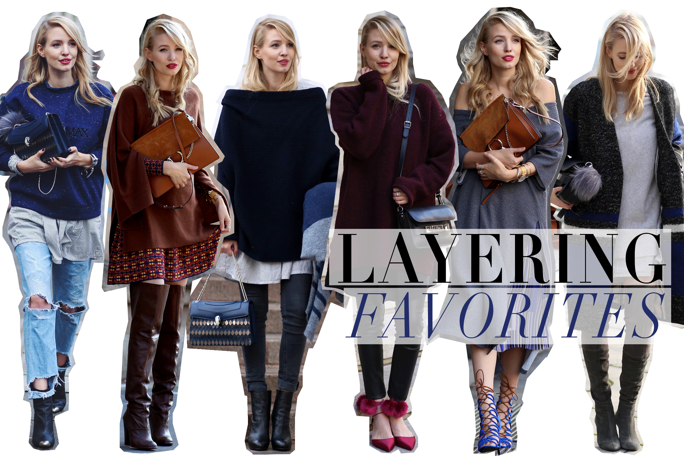 Layering Favorites