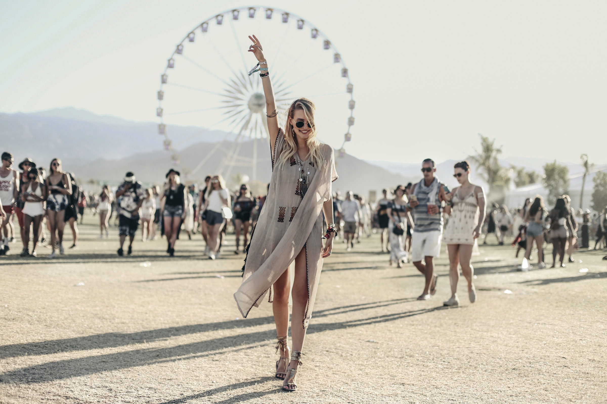 The big wheel | Coachella