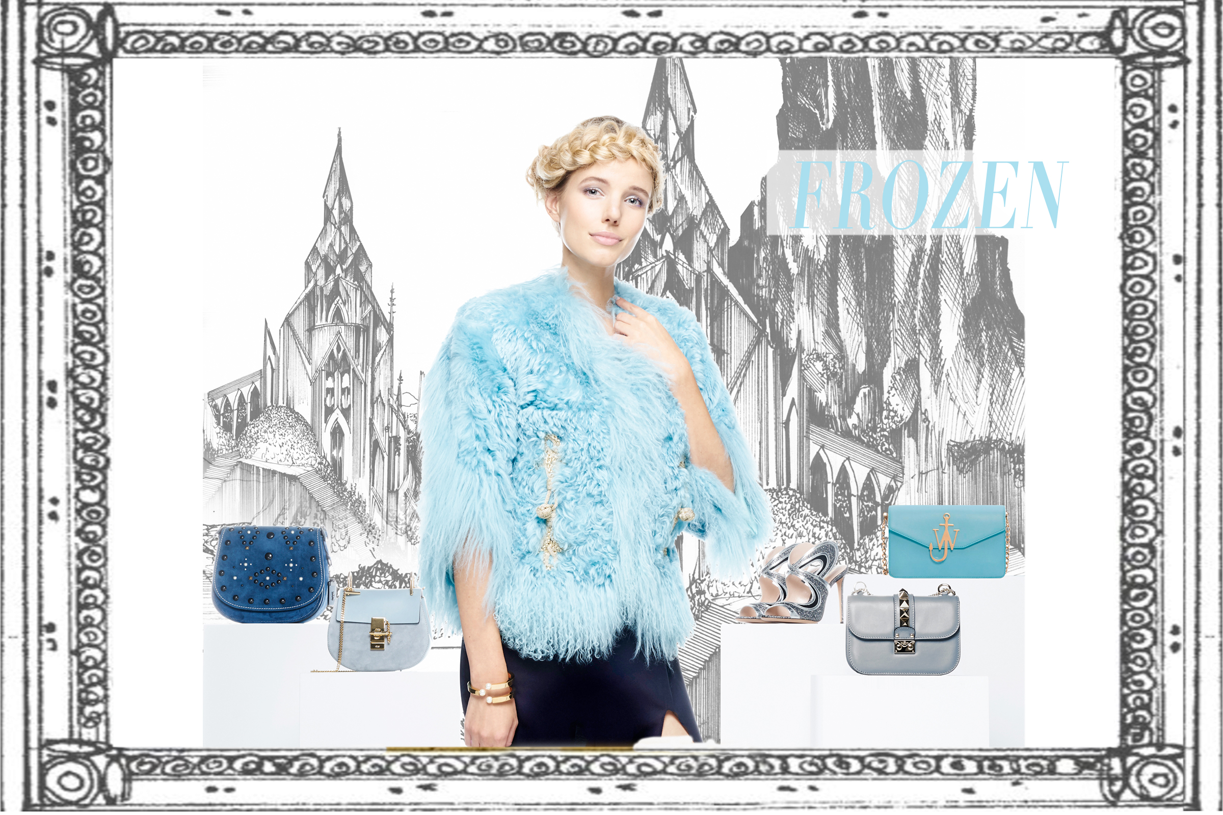 Shopping Inspo: Frozen
