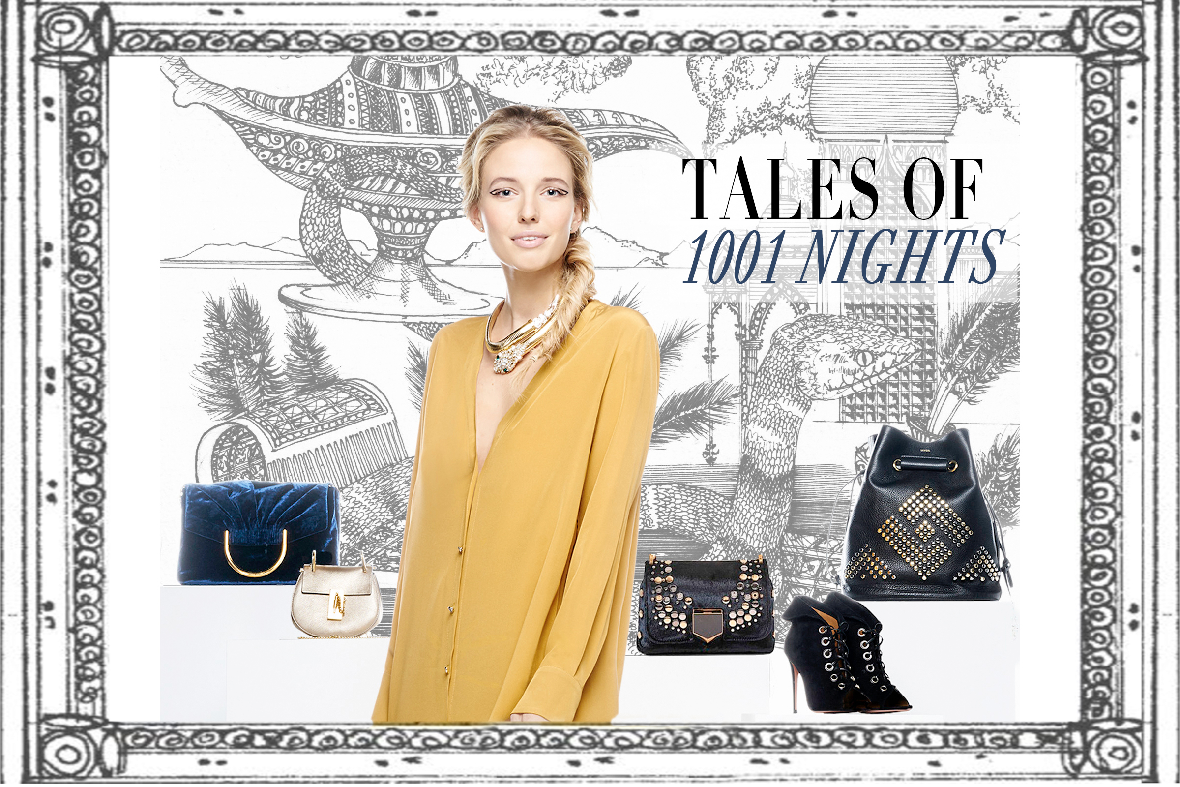 Shopping Inspo: Tales of 1001 nights