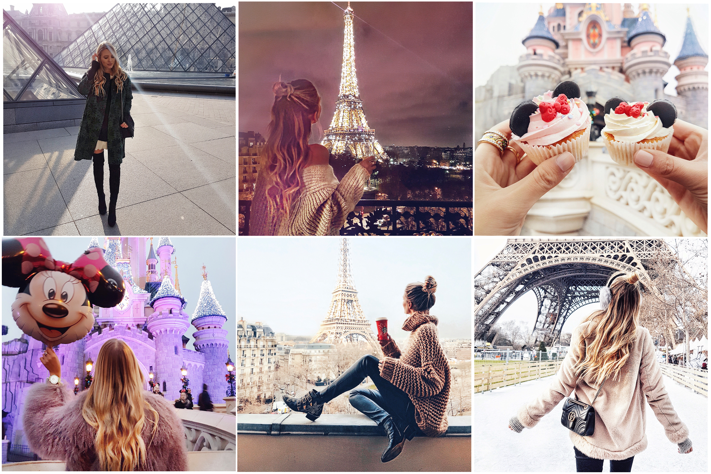 Christmas Break| Paris