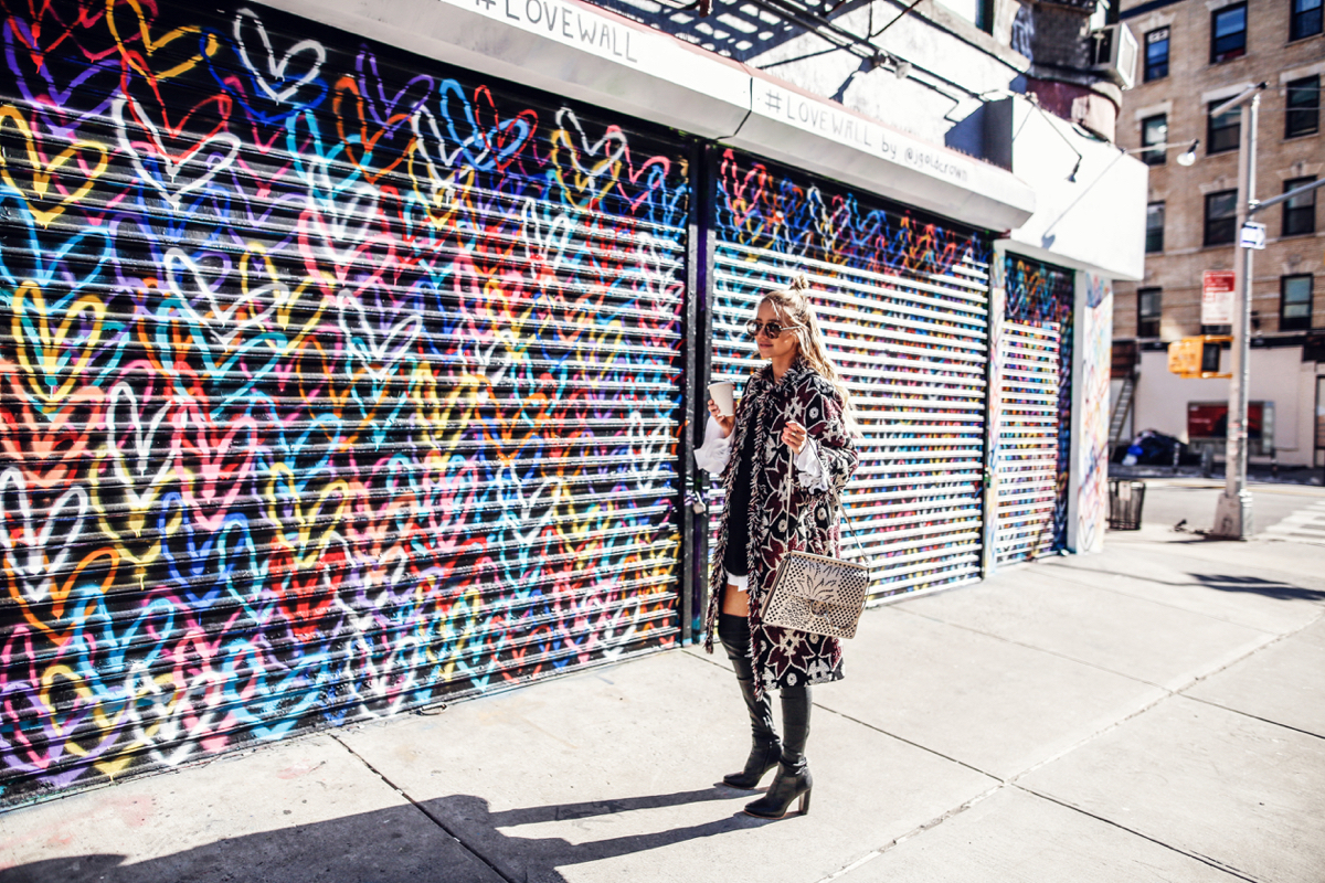 Love Wall I New York
