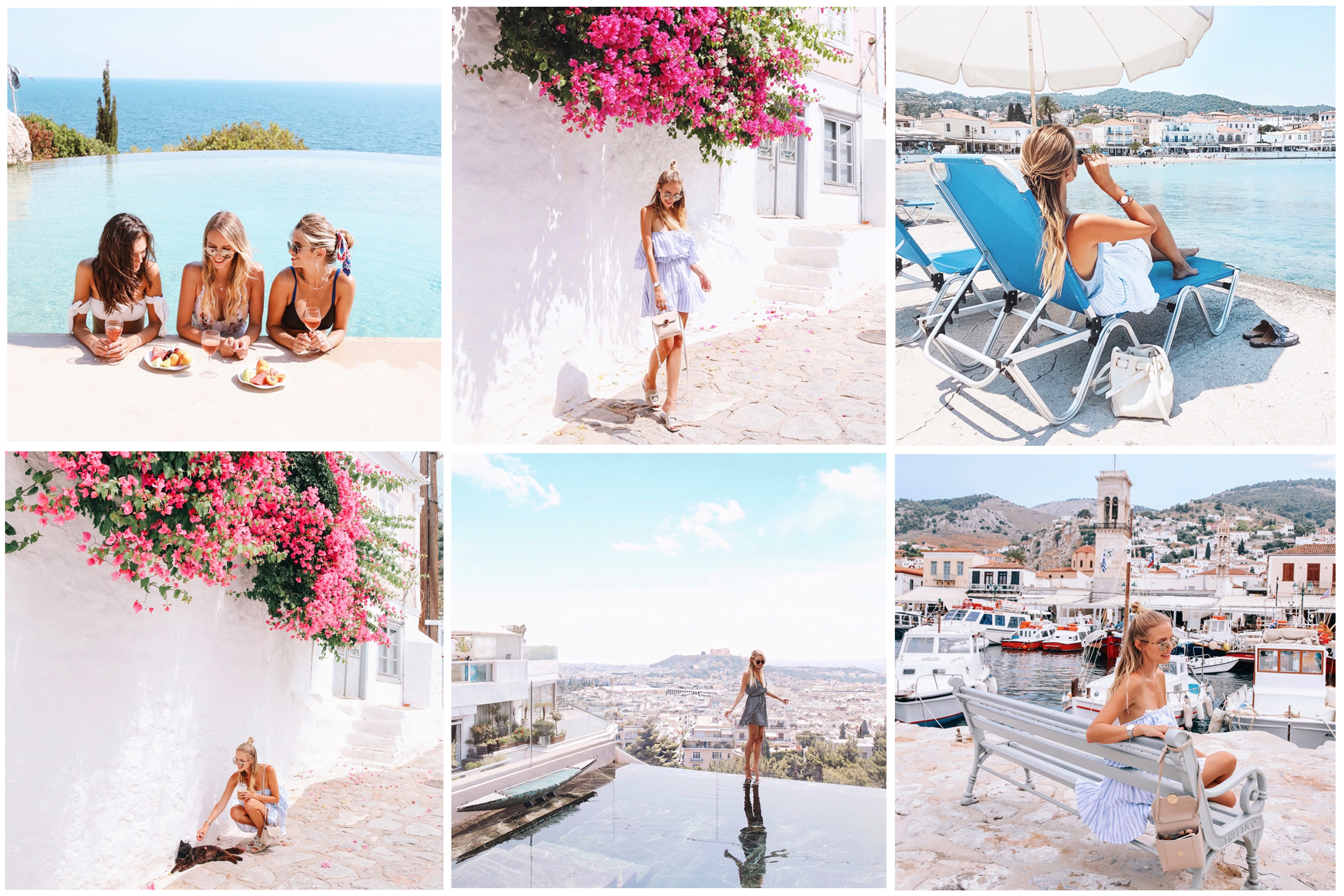 #35Experiences | Athens, Spetses, Hydra