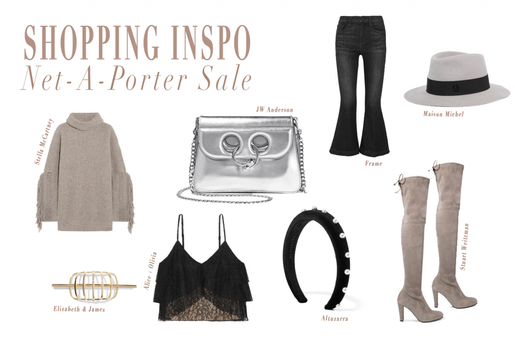 Shopping inspo: Net-A-Porter sale