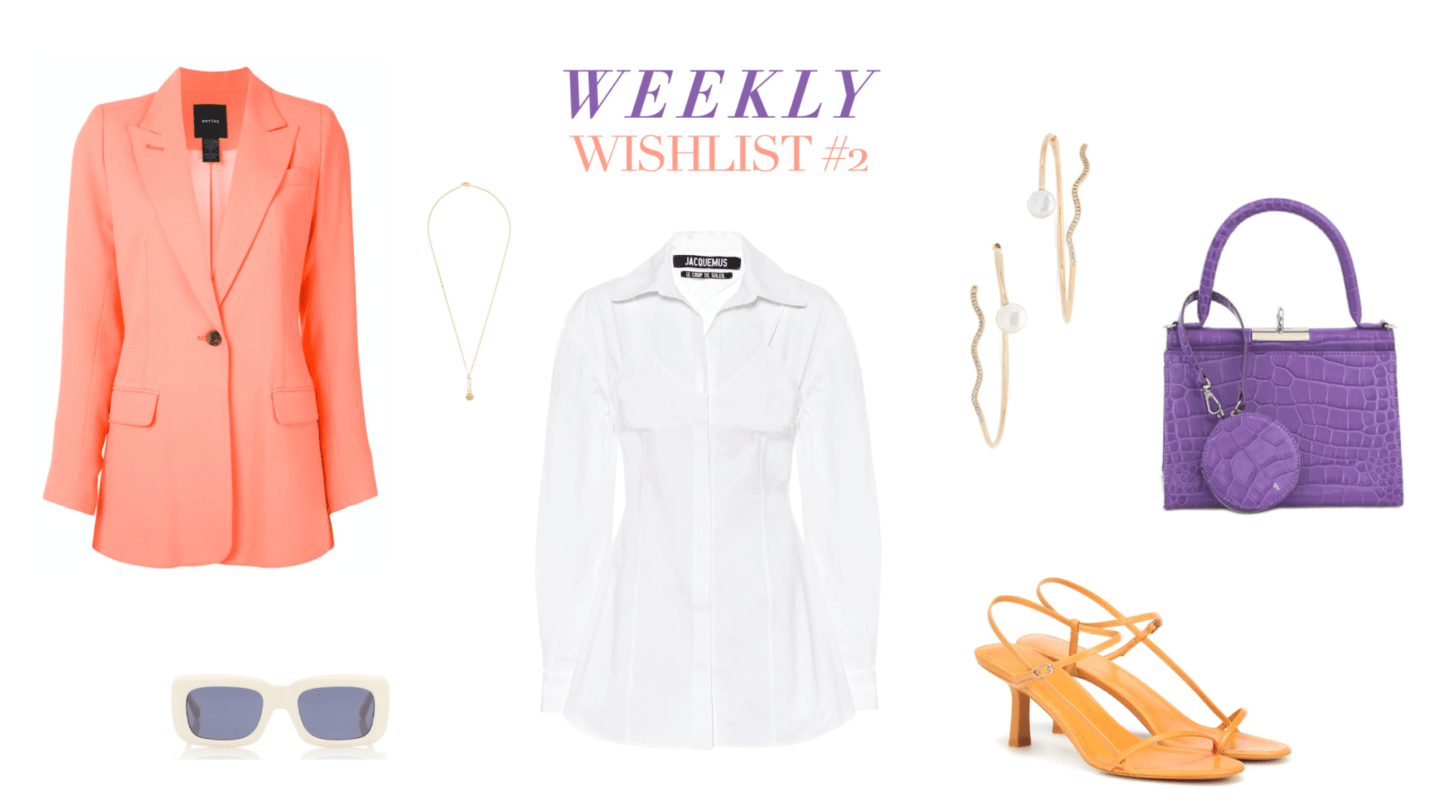 Weekly Wishlist 2 Collage