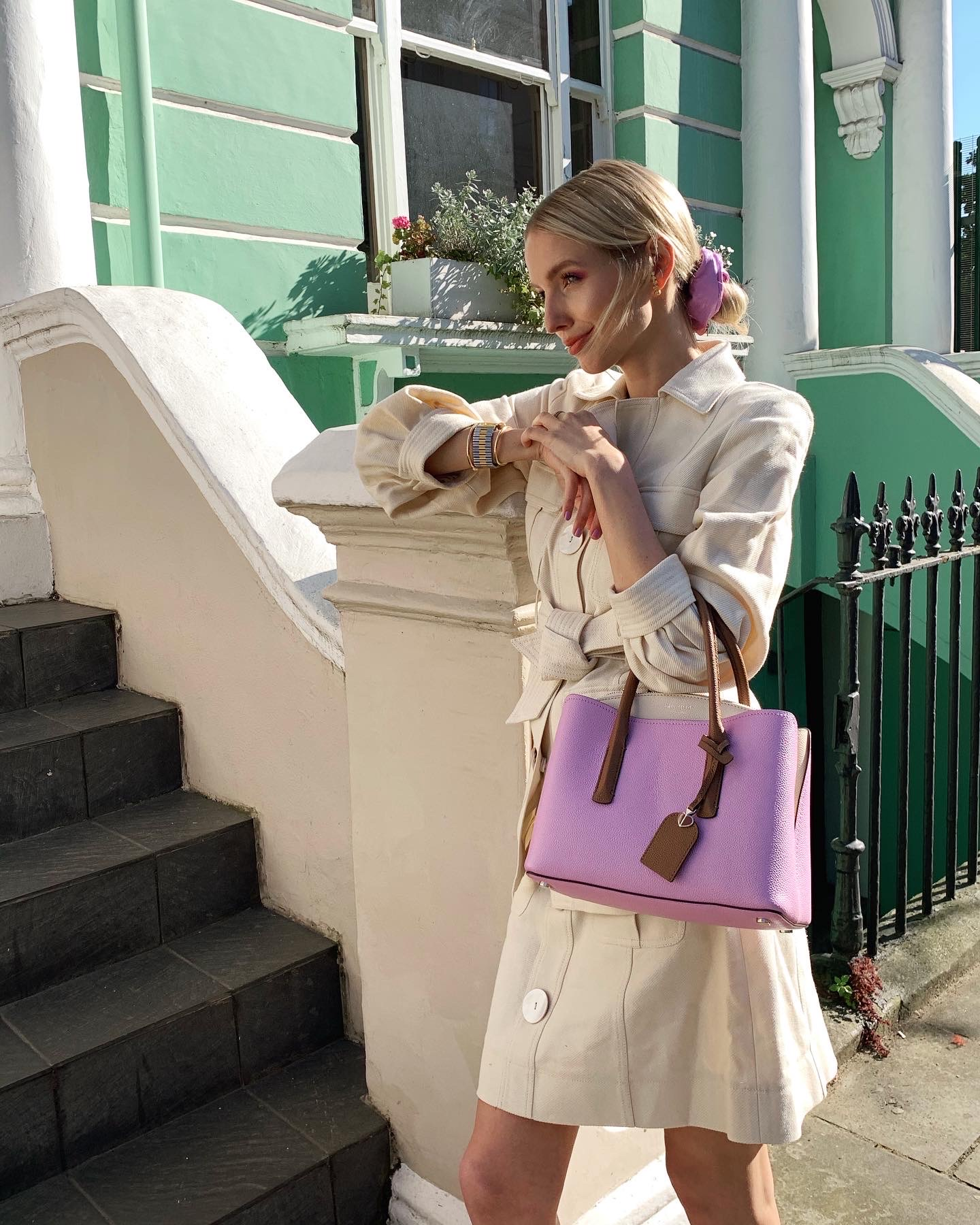 Leonie Hanne Kate Spade Outfit
