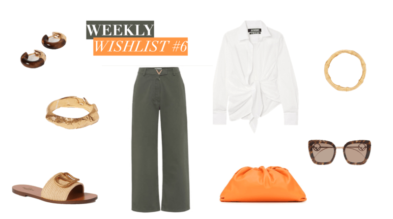 Weekly Wishlist #6
