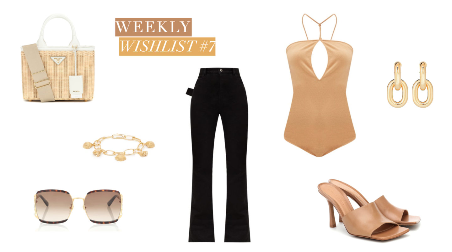 Leonie Hanne Weekly Wishlist 7 collage