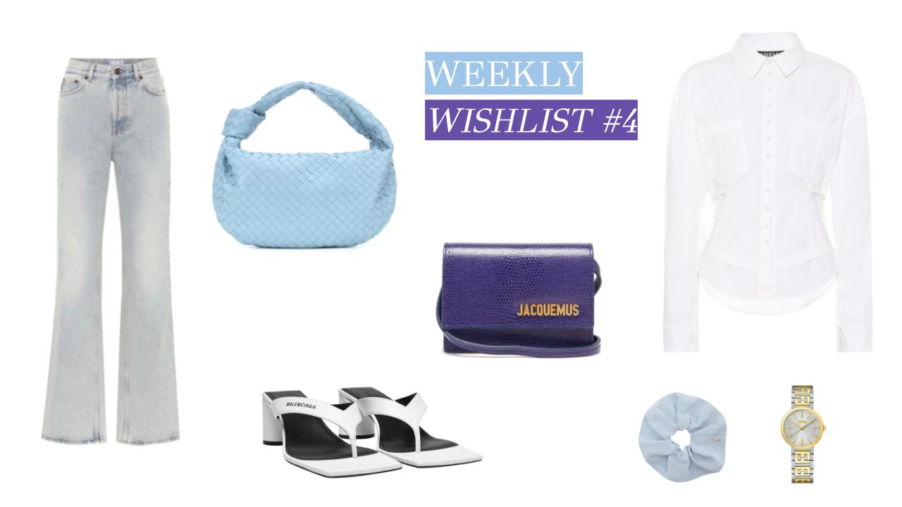 Weekly Wishlist 4 collage