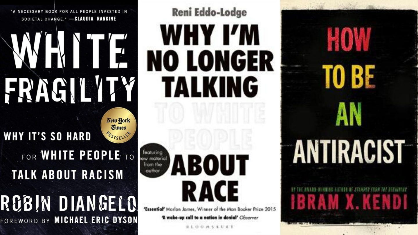 Black Lives Matter Reading List